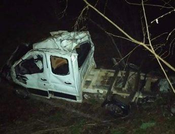 Tirebolu'daki kazada 1 kişi öldü!