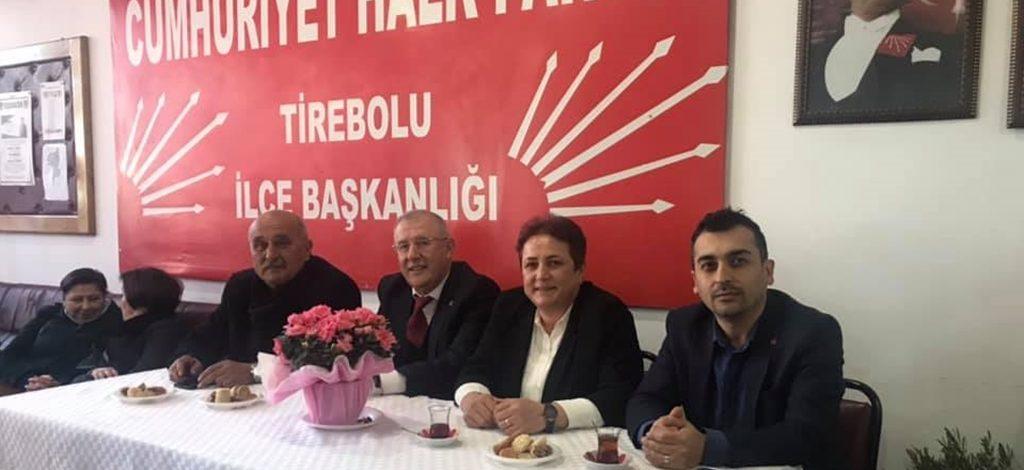 CHP İl Başkanı Bilge'den, Tirebolu'ya Ziyaret!