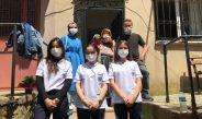 Sağlıkçı öğrencilerden, anlamlı buluşma!