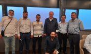 İnce, Tirebolu'da başkanlarla buluştu!