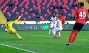 Giresunspor'a çok yazık oldu: 1-1